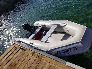 Saturn sd290 inflatable boat for Sale in Lawndale, CA