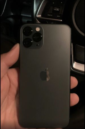 iPhone 11 Pro regular size perfect condition please read for Sale in San Diego, CA