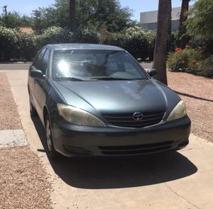 2002 Toyota Camry for Sale in Phoenix, AZ