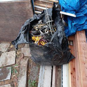 Free Bag Of Scrap Copper Wire for Sale in Los Osos, CA