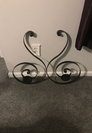 Metal Wall Candle Holders for Sale in Manassas, VA