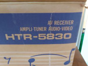 Receiver audio video for Sale in Pawtucket, RI