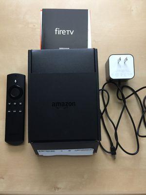 Amazon Fire TV 2nd gen for Sale in Sunrise, FL