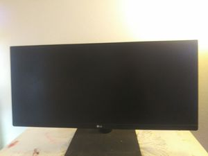 Lg monitor/tv 4 screens. Good for studio or security camaras for Sale in Fresno, CA