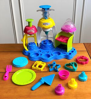 3 SETS Sweet Shoppe Fun Play-doh for Sale in Elk Grove, CA