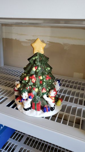 Christmas tree collectible cookie jar for Sale in Fresno, CA
