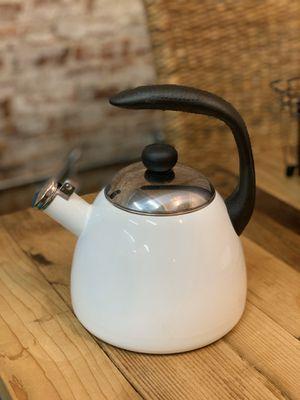 Small White Tea Kettle for Sale in Atlanta, GA