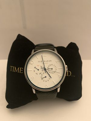 Ted Baker Stainless Steel Men's Watch for Sale in Silver Spring, MD