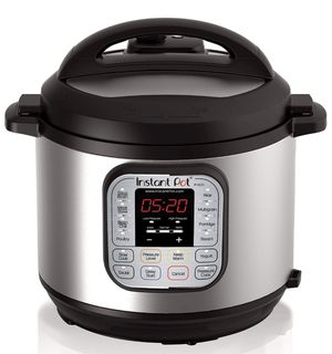 Instant Pot DUO60 6 Qt 7-in-1 Multi-Use Programmable Pressure Cooker, Slow Cooker, Rice Cooker for Sale in Rincon, GA