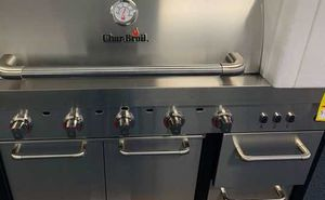 Brand New Char-Broil BBQ Grill MT9 for Sale in Austin, TX