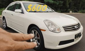 $6OO URGENT For sale 2OO5 Infinity G35 Sport Runs and drives excellent Fully loaded for Sale in Chandler, AZ