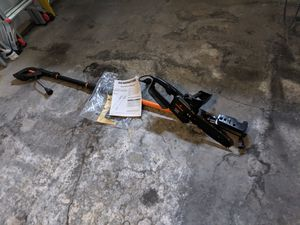 Remington 10 inch electric 2 in 1 polesaw/chainsaw combo for Sale in Trinity, FL