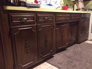 Kitchen cabinets for Sale in Dearborn, MI