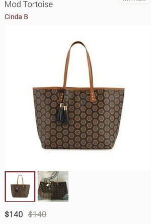 Designer bag / Tote / Purse / Cinda B for Sale in Cleveland, OH