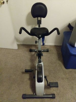 Fold up exercise bike for Sale in US