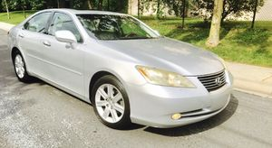 2007 Lexus ES 350 • FRESH OIL CHANGE • Seat Memory Two Pipes Keyless entry for Sale in Bethesda, MD
