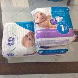 Free newborn diapers for Sale in Redlands, CA