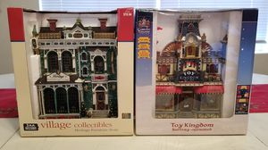 Lemax christmas village Collectables for Sale in Winter Haven, FL