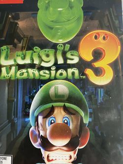 Luigi's Mansion 3 Like New for Sale in Hollywood,  FL