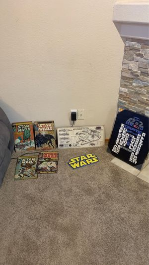 Star Wars Wall Decor Metal Signs and Canvas for Sale in Spanaway, WA