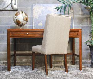 ***4PC Brown Desk Set (Free Delivery) for Sale in Atlanta, GA