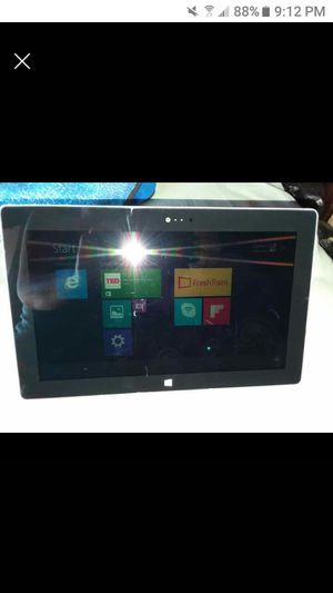 Windows 32gb surface pro tablet for Sale in Woodville, CA