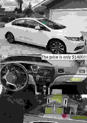 2013 Honda Civic Price$1400 for Sale in Raleigh, NC