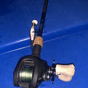 Fishing Rod And Reel Setups for Sale in Red Bank, NJ