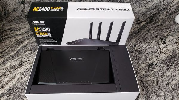 Asus RT-AC87U Wireless Gigabit Wifi Gaming Router