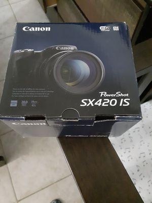 Canon camara for Sale in Miami, FL