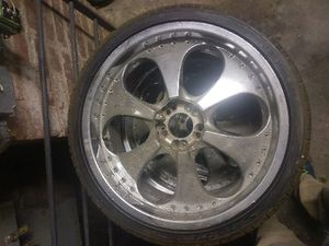 Tires with rims for Sale in Brooklyn, NY