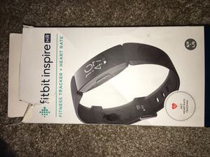FitBit Inspire HR for Sale in Fairfax, VA