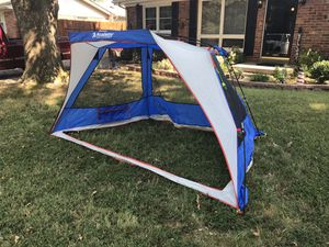 Academy Sports Brand Shade Sports Tent. 9'x5' for Sale in Henderson, KY