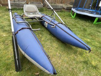 9ft Fish Cats Pontoon Raft for Sale in Portland,  OR