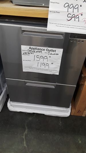 Fisher & paykel dishwasher for Sale in Los Angeles, CA