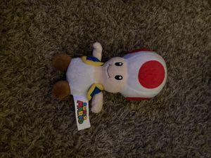 Super Mario plushy for Sale in Riverside, CA