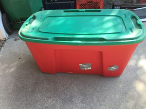 Large tote with wheels for Sale in West Covina, CA
