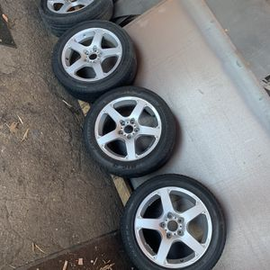 17inch 5x114 Infiniti G35 Oem Wheels for Sale in Long Beach, CA