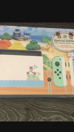 nintendo switch animal crossing for Sale in South Gate,  CA