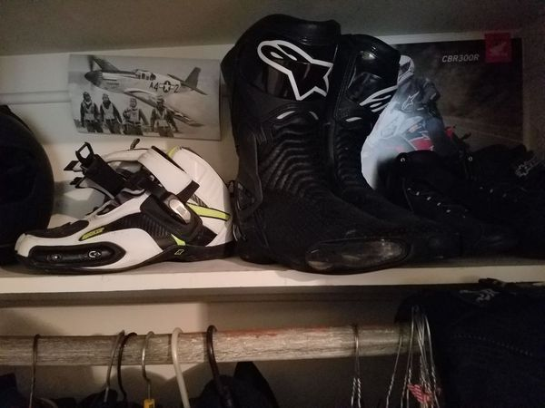 Motorcycle Gear for sale!