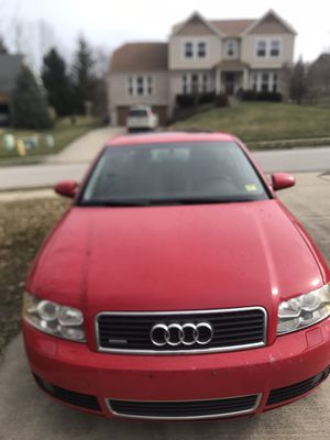 Audi A4 Quattro turbo 1.8 liter for Sale in Union, KY