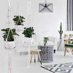 Macrame Plant Holders for Sale in Los Angeles,  CA