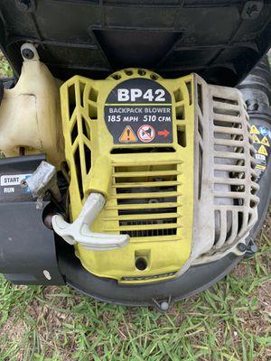 Ryobi Backpack Blower for Sale in Lehigh Acres, FL