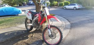 CRF 450r for Sale in Gresham, OR