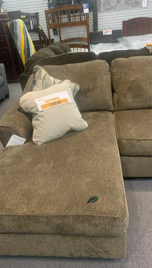🍾🍾 Best Offer ‼ Justyna Teak LAF Sectional 94 for Sale in Jessup, MD