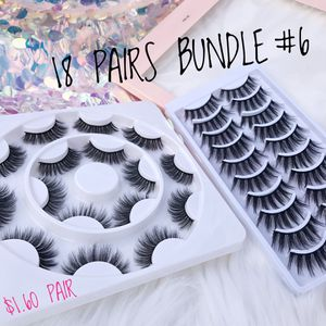 Eighteen Pairs Strip Lashes for Sale in Las Vegas, NV