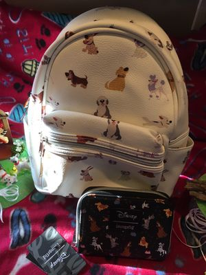 Disney Store-Parks Loungefly Disney dogs for Sale in Columbia, MO