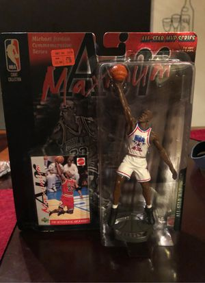 Micheal Jordan 1996 ALL STAR MVP COLLECTABLE for Sale in St. Louis, MO