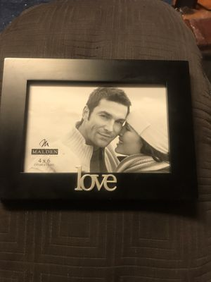 4x6 Love picture frame- NEW! I for Sale in Sunnyvale, CA