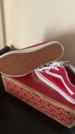 Old Sokol vans red and white for Sale in Port Charlotte, FL